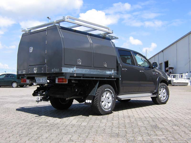 Ridgeback Lift Off Service Body