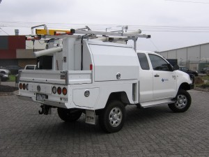 Ridgeback Service Body Mechanical