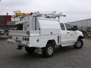 Ridgeback Service Body Mechanical