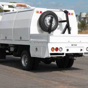 Truck Service Bodies - Field Service Trucks