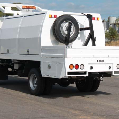 Field Service Truck
