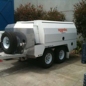 Lubrication Trailers