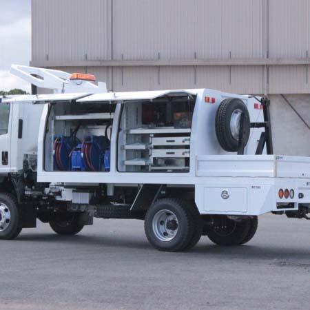Lubrication Trucks