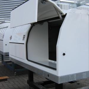 Doors & Roofs - Bi-Fold Side Doors