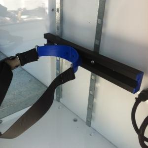 Refrigerant Bottle Holder - Adjustable