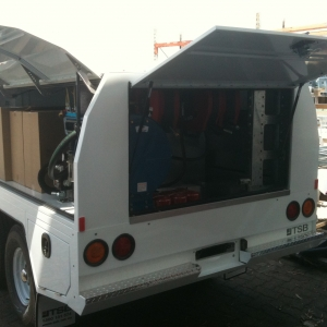 Lube Trailers
