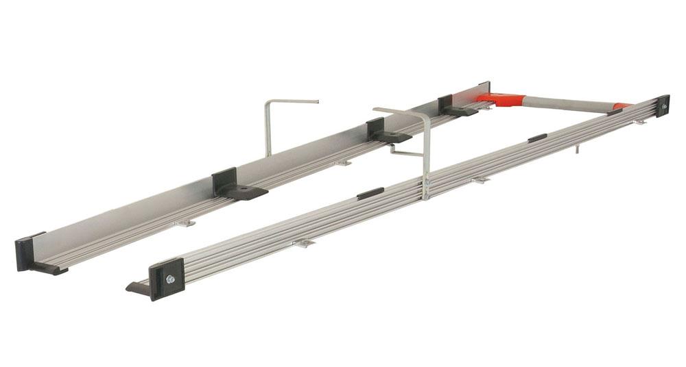 rhino ladder rack - multi slide