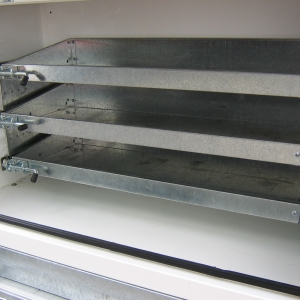 1 x Sliding Draw 997mm x 450mm
