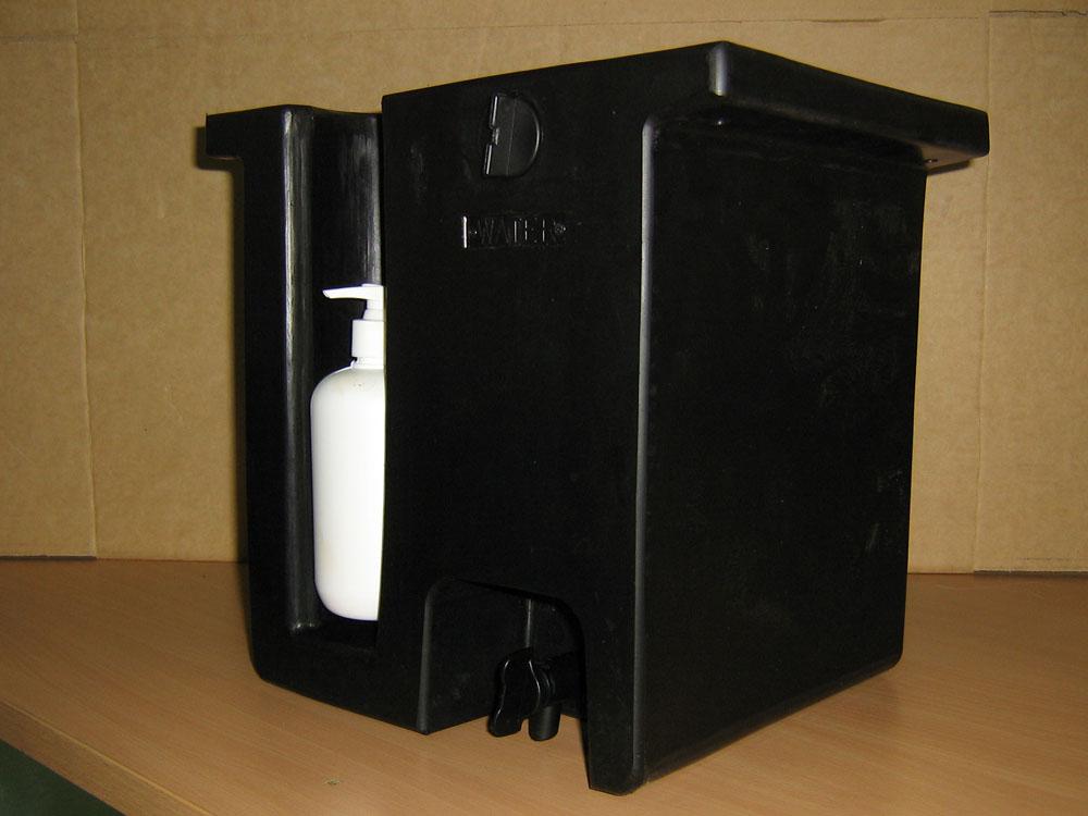 hand wash station - lift off models