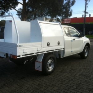 Tray & Toolbox - TPT 1200 Tradie
