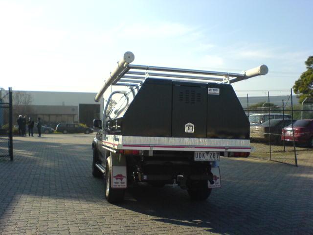 conduit assembly 100mm x 4.6m