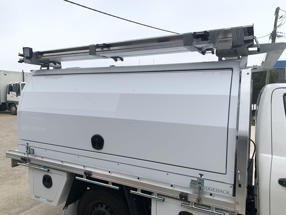 truck service body