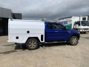 xl service body for sale