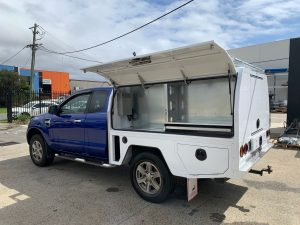 lift off ute canopy for sale
