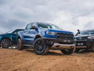 Best ute for tradies
