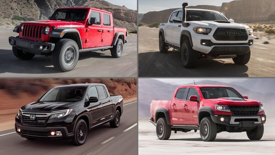 2019 Top Trucks