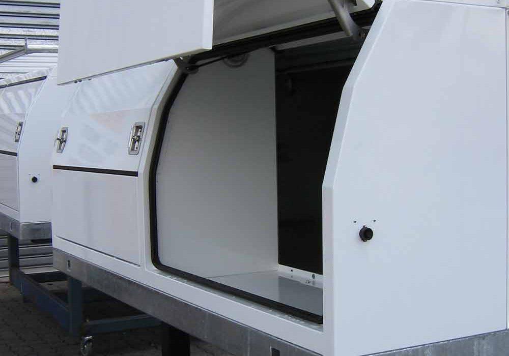 bi-fold side doors