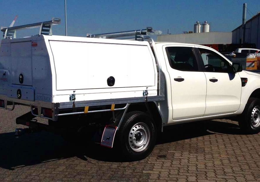 lift off ute service body trades vehicle