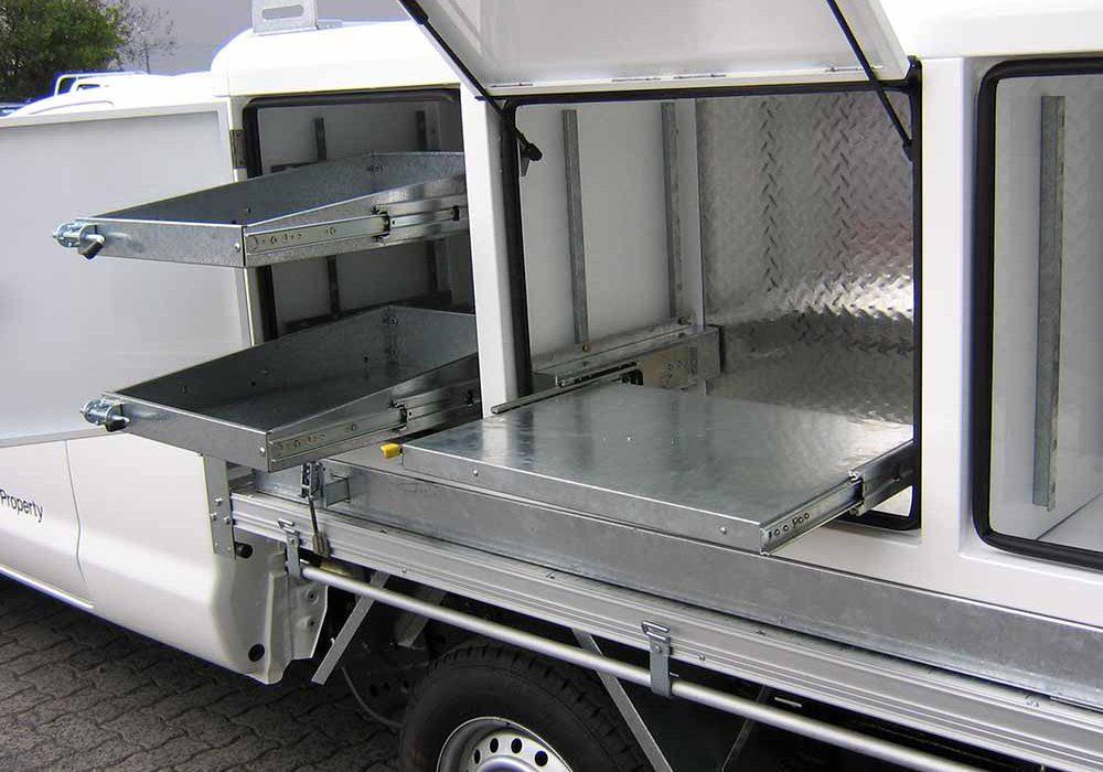 sliding workbench 997mm x 450mm